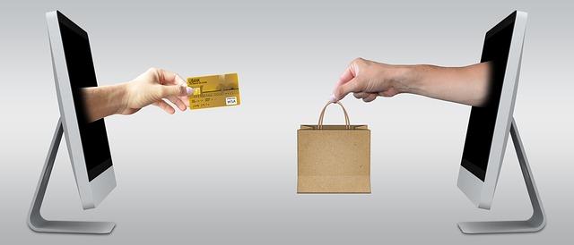 nákupy přes pc
